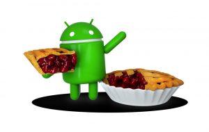 Nueva actualización del sistema operativo Android 9.