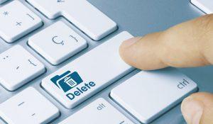 Borrar tus rastros de Internet y las redes sociales